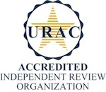 URAC Accredited Independent Review Organization-National Medical Reviews Inc