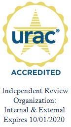 urac accredited independent medical review company